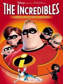 The Incredibles 2004 Hindi Dubbed Movie Watch Online