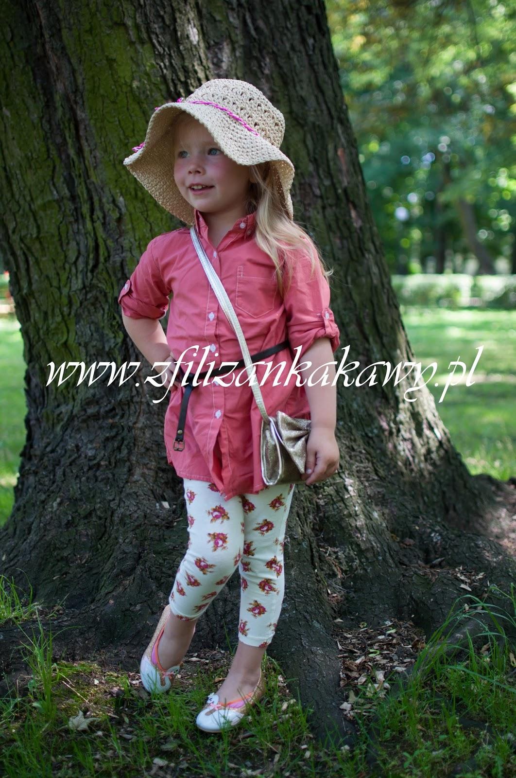 dziewczynka kapelusz