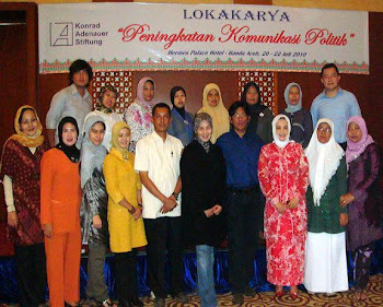 Banda Aceh 19-21 Juli 2010