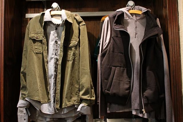 Casacas, Camisas de Jean y Polos pajasas ,