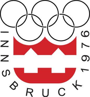 Gambar   Logo Sukan Olimpik 1976-2000