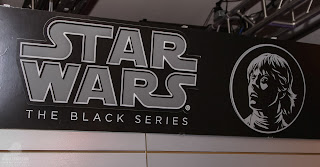 Hasbro Star Wars 2013 Toy Fair Display Pictures - The Black Series