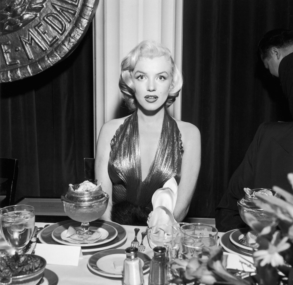 Funny Vintage Photos of Celebrities Eating ~ vintage everyday