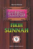 toko buku rahma: buku FIQIH SUNNAH 9, pengarang sayyid sabiq, penerbit alma'arif bandung
