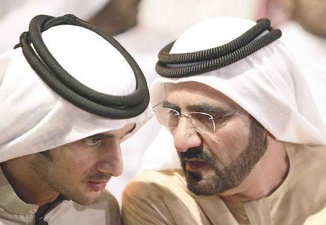 السبب الحقيقي لوفاة راشد نجل حاكم دبي