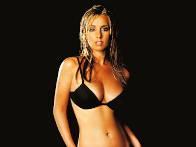 Louise Redknapp Hot Wallpaper
