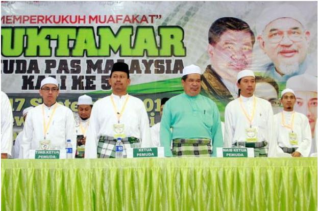 PARTI ISLAM DI MALAYSIA PAS HINA PARTAI ISLAM INDONESIA SANGAT LEMAH TAK BERUPAYA MERUGIKAN ISLAM DI INDONESIA