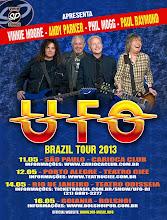 UFO Brazil Tour 2013