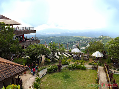 Mango Tours Tagaytay People's Park in the Sky