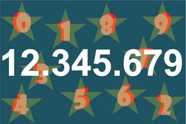 Curiosidades numéricas: a sequência mágica - 12.345.679
