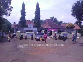 Balai Desa Wates Wonotunggal