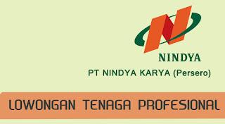 Lowongan BUMN PT Nindya Karya (Persero)