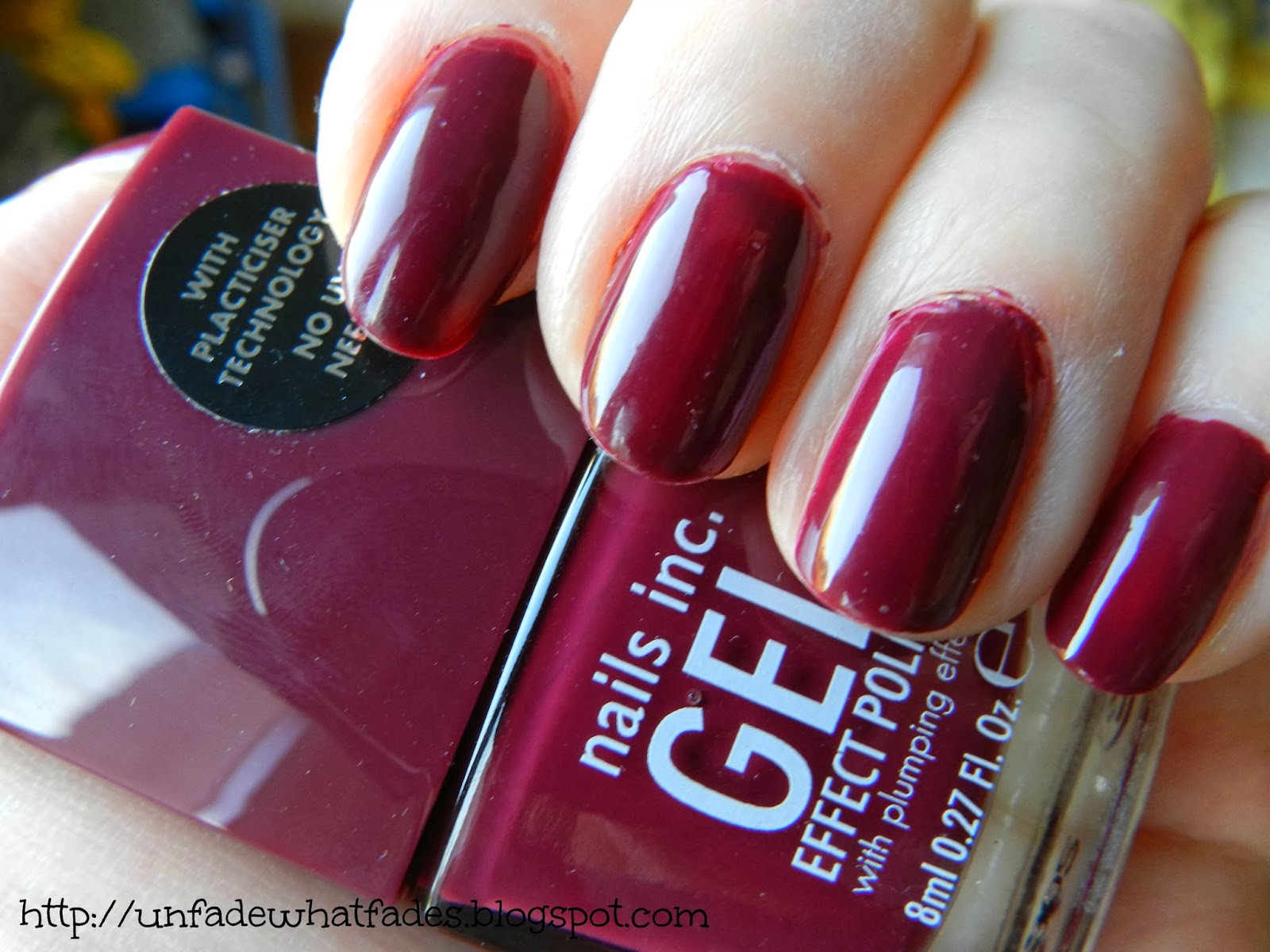 Nails Inc Gel Nail Polish Review