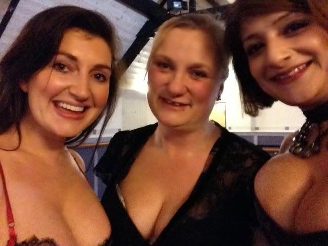 burlesque class