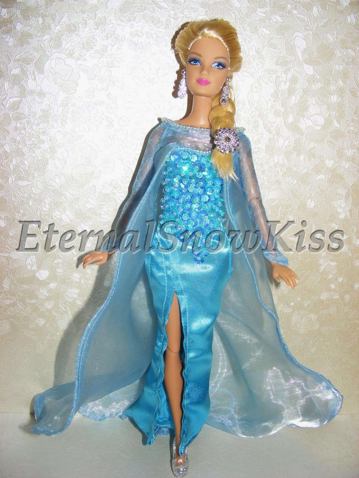 Платье для куклы 59
