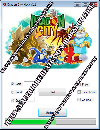 Dragon City Cheat Engine 2012