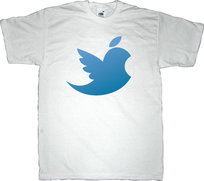 apple twitter buyouts t-shirt ephemeral-t-shirts