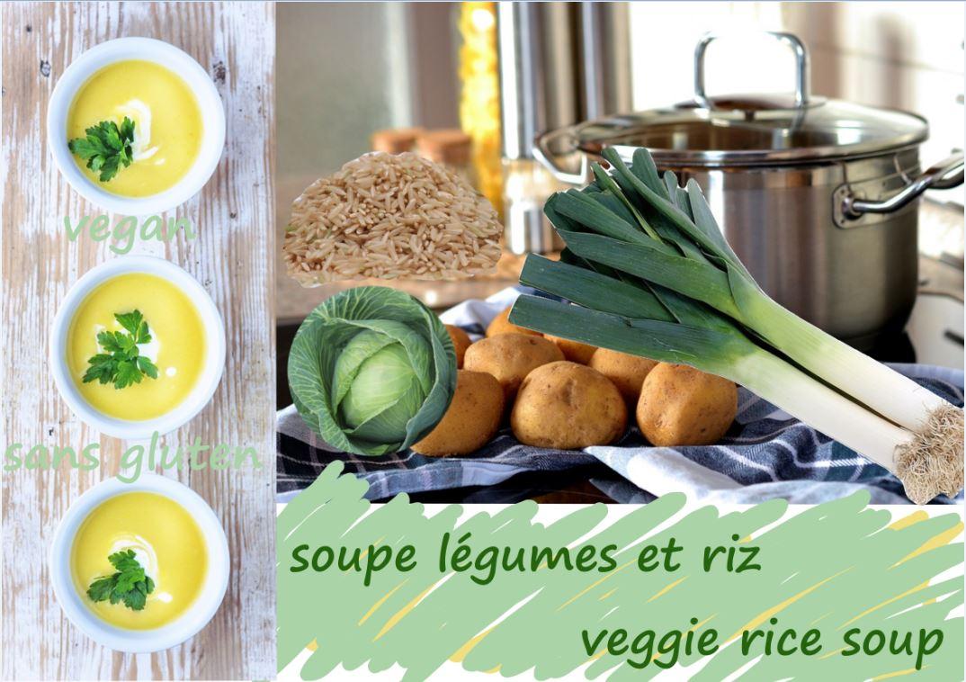 Cuisine maison d 39 autrefois comme grand m re recette de - Soupe de legume maison ...