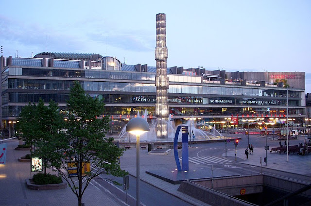 Stockholm & Projekt: Arkitektur, Kvalitet och Hållbar Livsstil