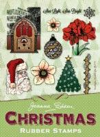 Joanna Sheen Vintage Christmas Stamps - Starlight Starbright