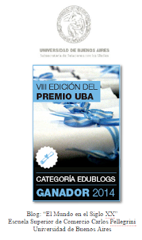 Premio UBA - Edu Blogs -2014
