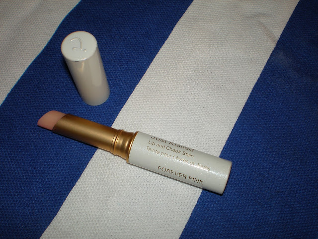 Jane Iredale Just Kissed Lip & Cheek Stain in Forever Pink