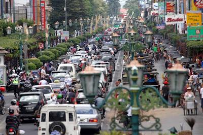 Aku Ingin Jalan Malioboro Jogja Bebas Kendaraan Bermotor