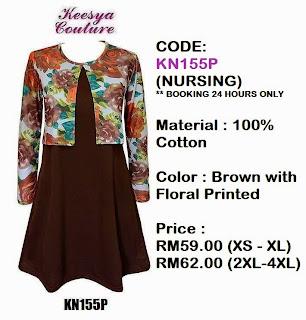 T-shirt-Muslimah-Keesya-KN155P