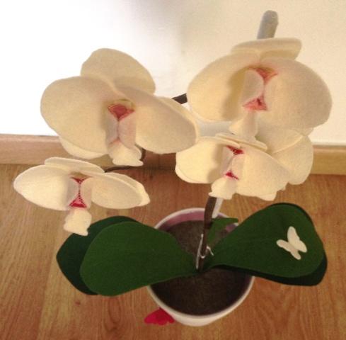 Ni a pija complementos de bodas originales y creativas - Tiestos para orquideas ...