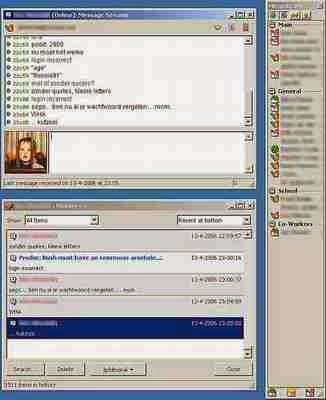 Download Miranda IM Multi Chatting Gratis