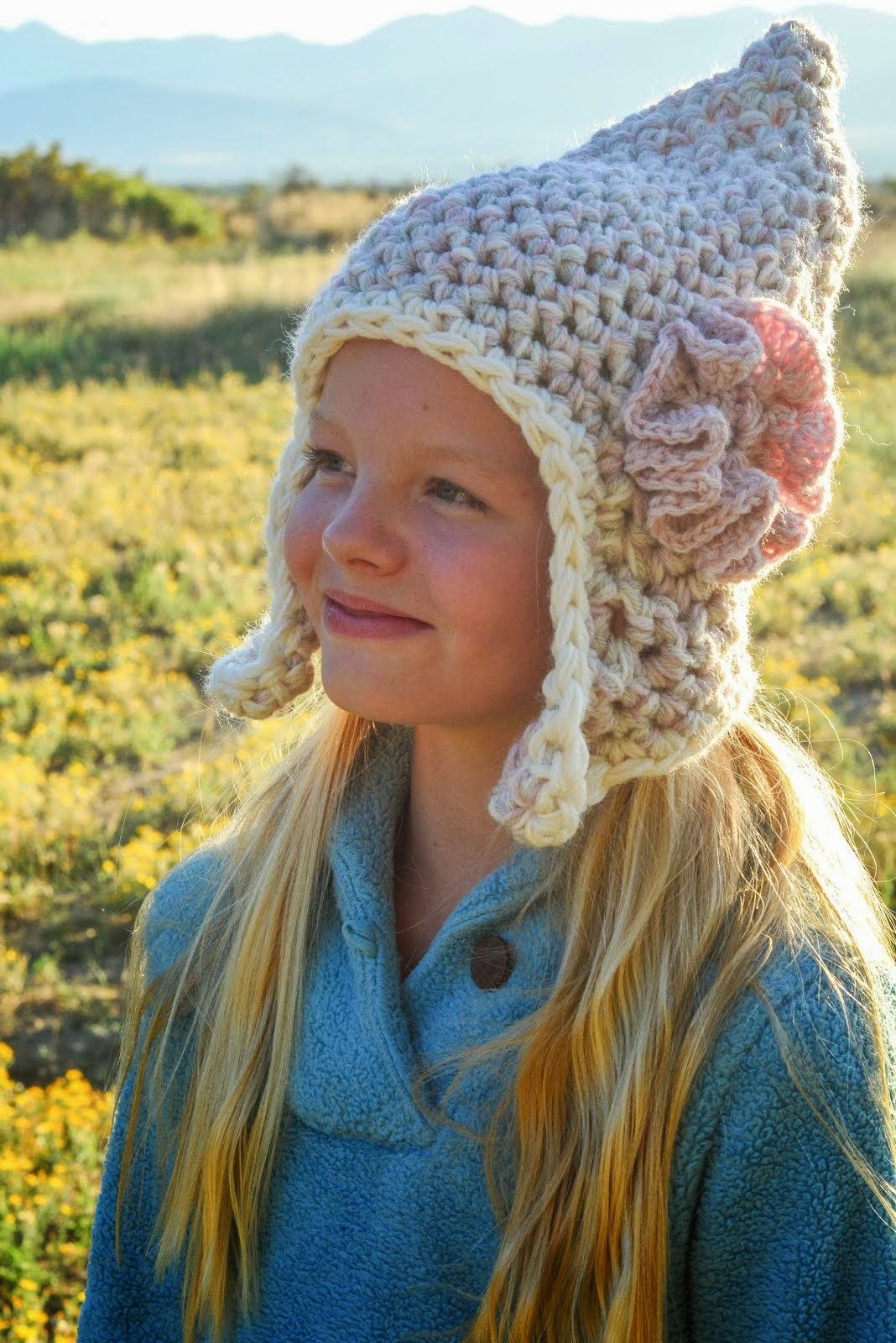 lauren cloche hat pattern