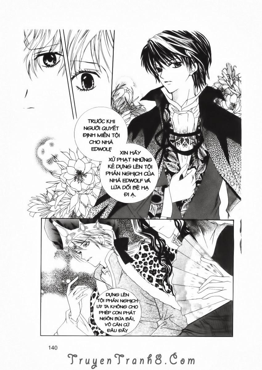 A Kiss For My Prince - Nụ Hôn Hoàng Tử Chapter 27 - Trang 4