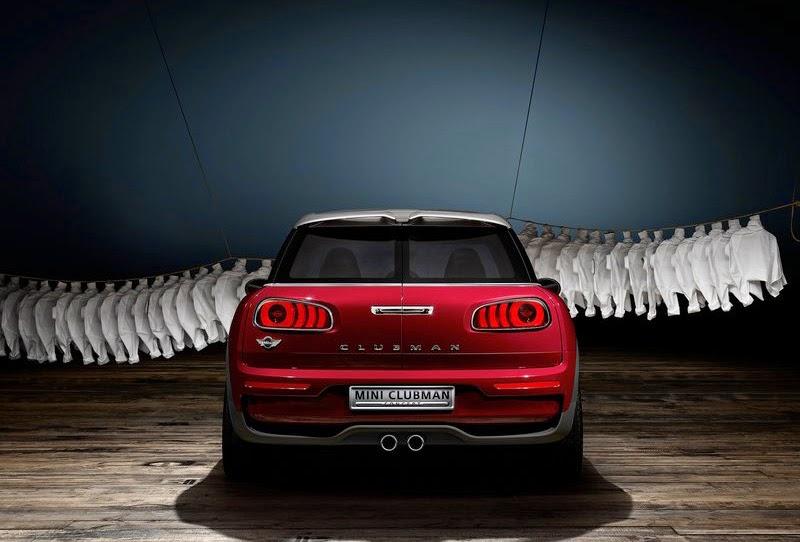 Mini Clubman Concept, 2014, Indo Automobiles, Cars Concept, Luxury Automobile