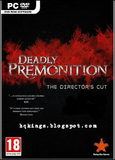 Deadly Premonition The Directors Cut PC
