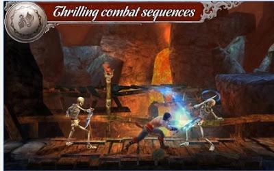 Game Petualangan Prince of Persia Shadow Flame MOD APK