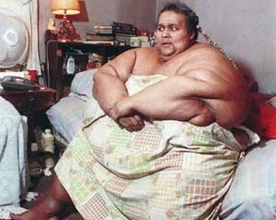 Top 5 Heaviest Human On Earth Walter Hudson