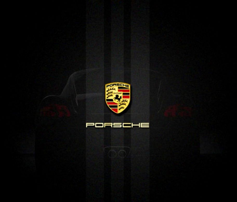View Original Size Logo Amp Wallpaper Collection PORSCHE LOGO WALLPAPER Image Source From This