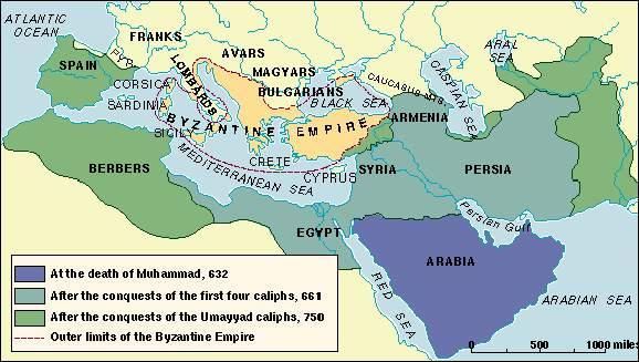 Empayar Islam begitu gah dan dihormati suatu ketika dulu. Adakah