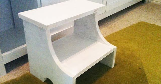 Easy DIY Step Stool