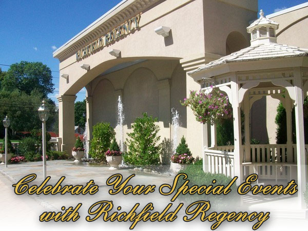 Richfield Regency North Nj Wedding Hall Catering Company Party Venue