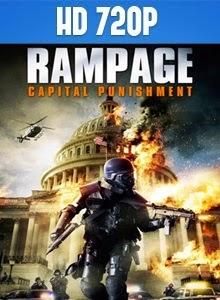 Rampage: Capital Punishment 720p Subtitulado 2014