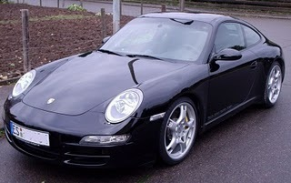 Yuvraj - Porsche