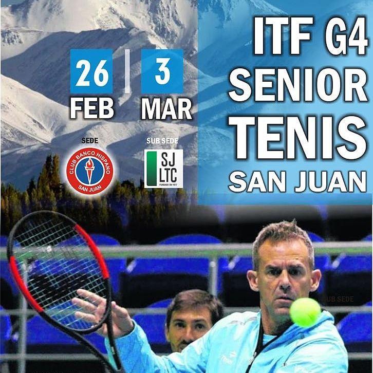 ITF SENIORS G4- SAN JUAN