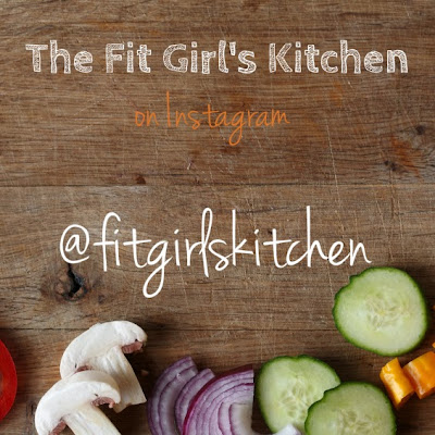 Fit Girl's Kitchen on Instagram