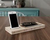 Desk Caddy Keys Phone Wallet