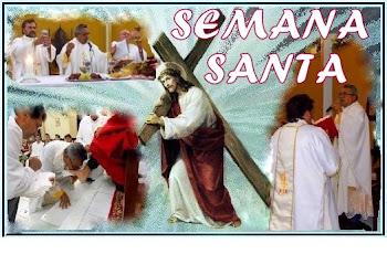 Fotos da Semana Santa da nossa Pároquia
