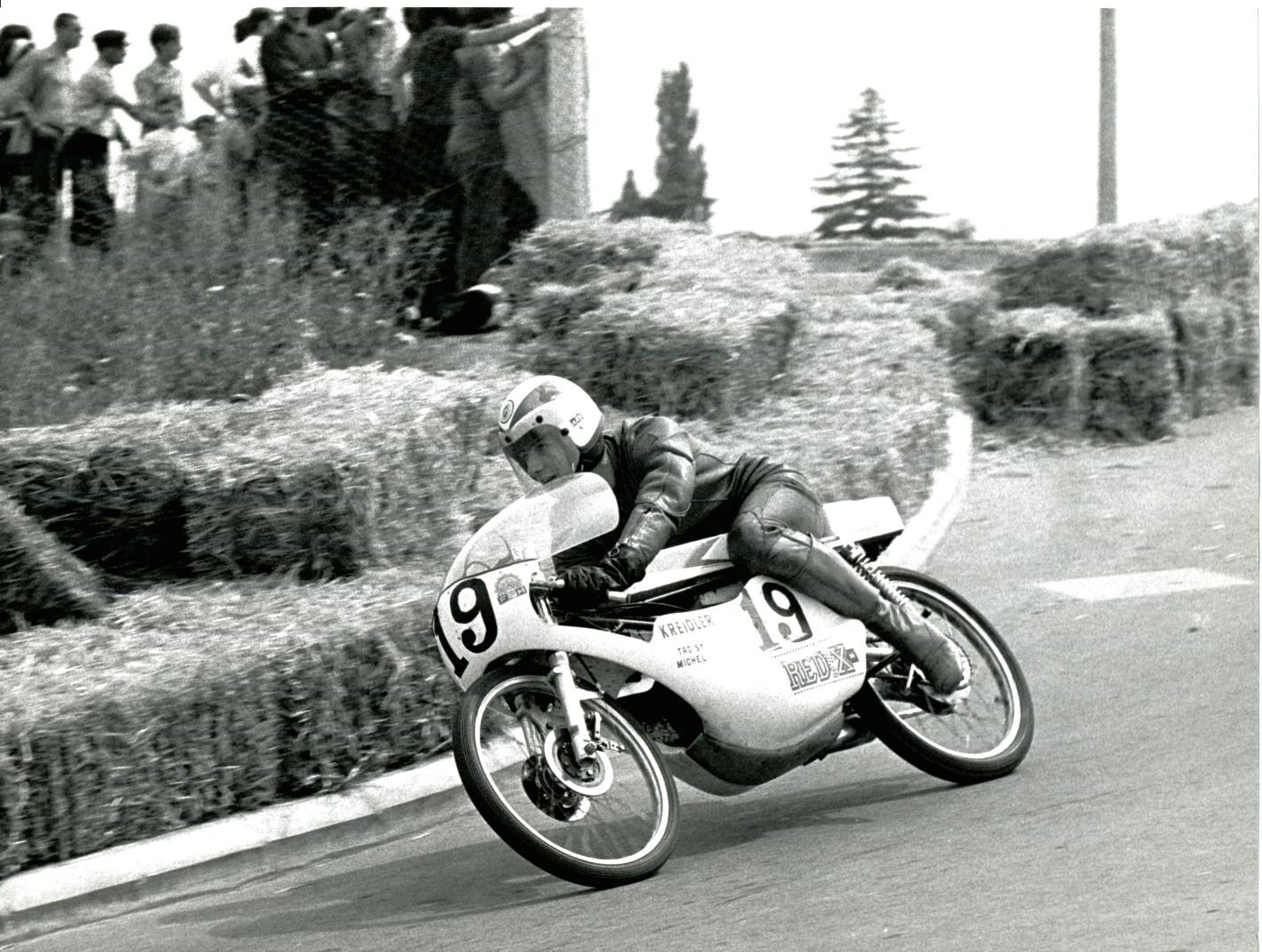 Pr paration des motos de course des ann es 50 70 nos for 50cc haute savoie