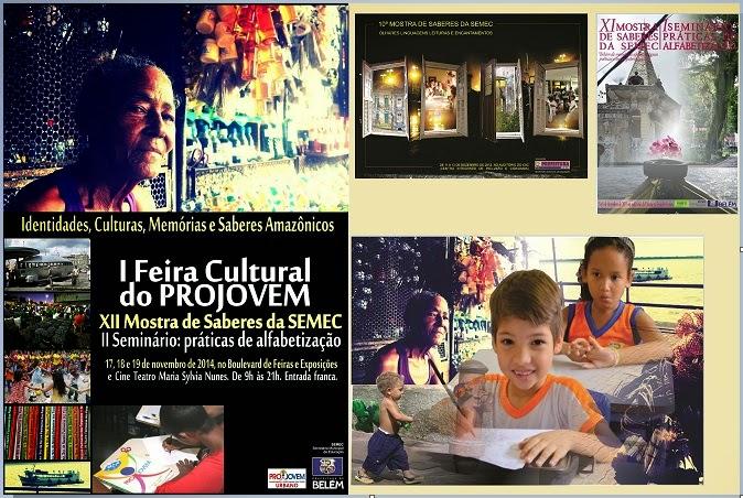 Mostra de Saberes da SEMEC - 2014