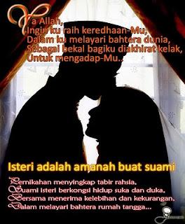 Isteri Solehah - Nota Peringatan Untuk Para Isteri