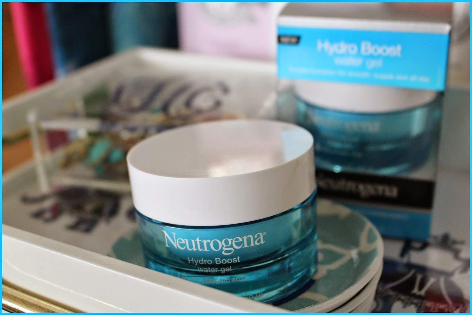 neutrogena gel cream review